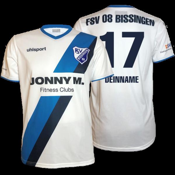 """Auswärtsspiel Trikot """"FSV 08 Bissingen"""""""