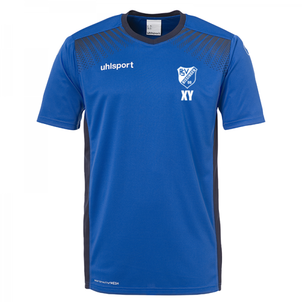 Goal Trikot / azurblau