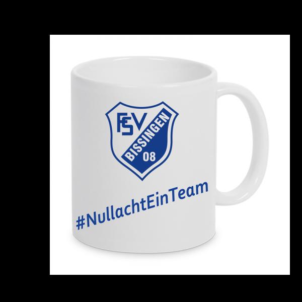 Kaffeepott FSV 08 Bissingen #NullachtEinTeam