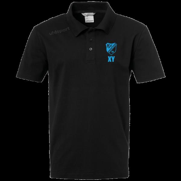 Essential Polo Shirt / schwarz