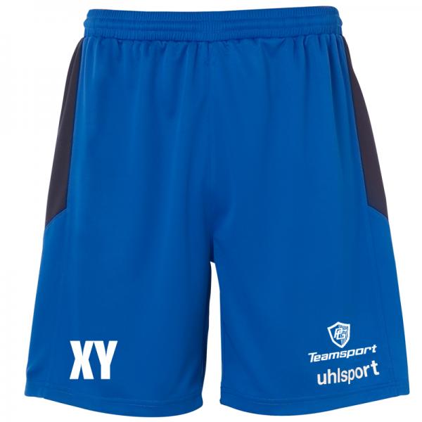 Goal Short / azurblau