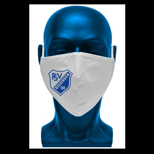 TEAM Maske / weiß